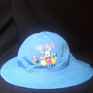 Mickey Mouse sailing hat